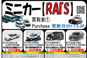 RAI'S